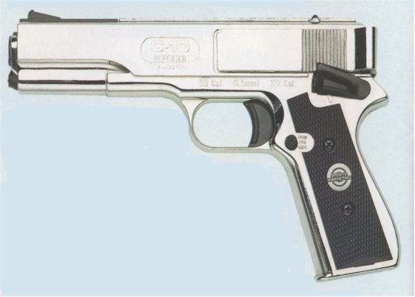G I OIGZOOO SERIES REPEATER PISTOLS ALL MODELS
